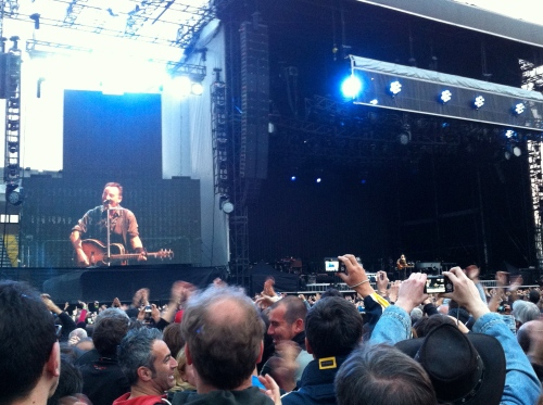 The Ghost of Tom Joad acustica a Padova