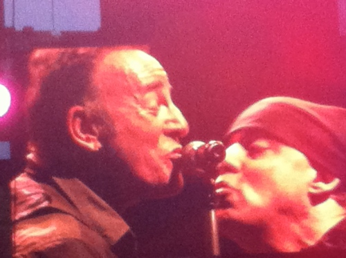 Springsteen & Little Steven a Padova